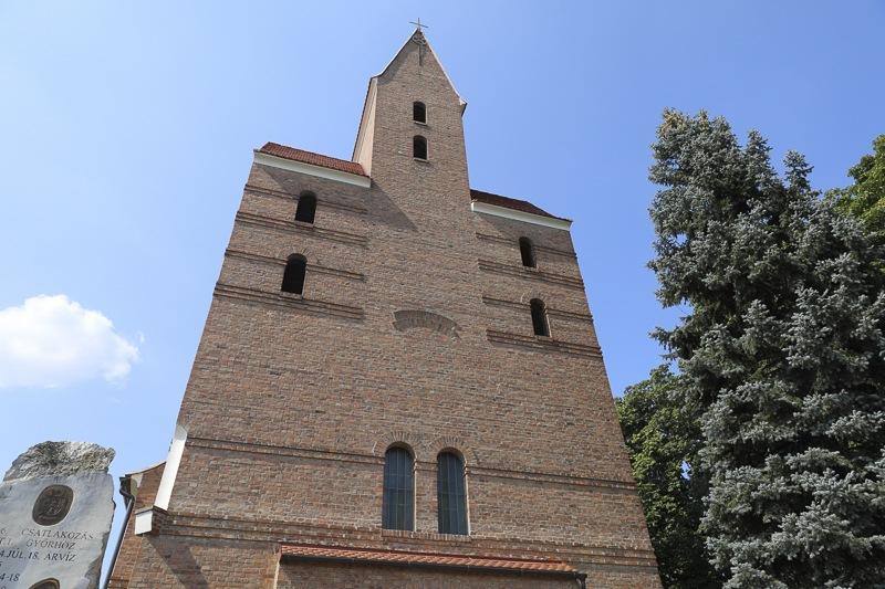A Bácsai Szent István Király templom