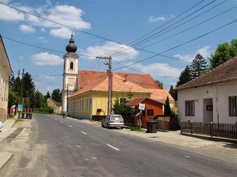 Bánokszentgyörgyi katolikus templom - magyartemplomok.hu