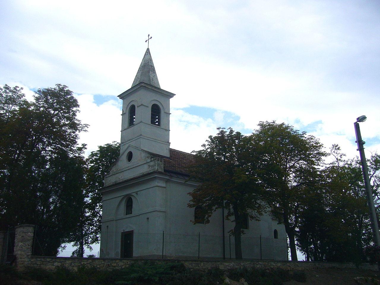 Balatonudvari katolikus templom - magyartemplomok.hu